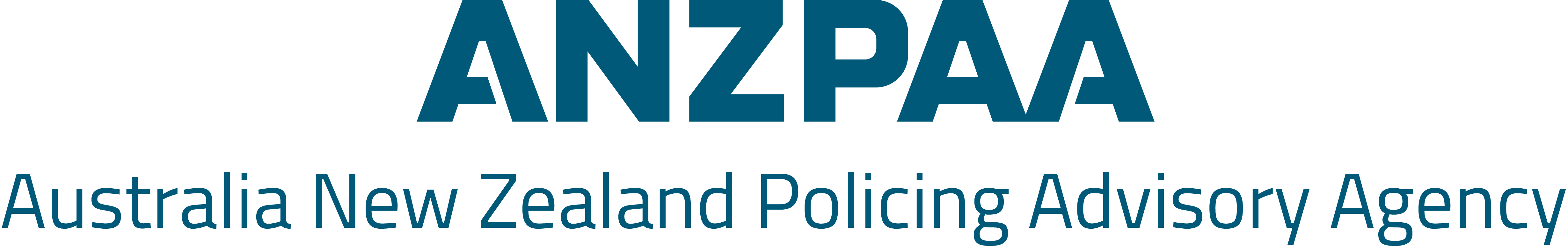 ANZPAA: Australia New Zealand Policing Advisory Agency